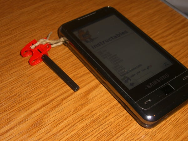 How to Make Your Own Lego Bionicle Stylus!