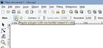 Polygon Settings.
