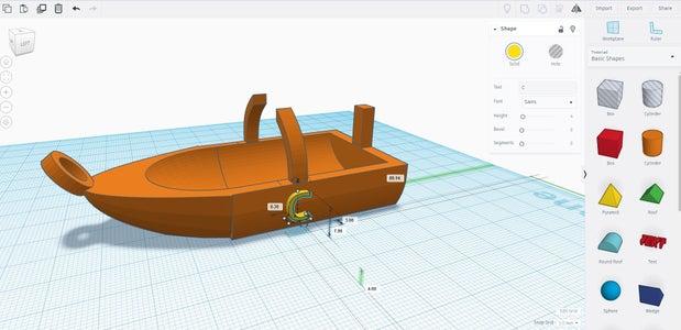 Boat Design: Part 8 - Naming Your Boat