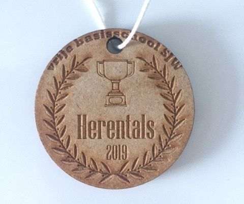 Medaille Sportklassen Herentals