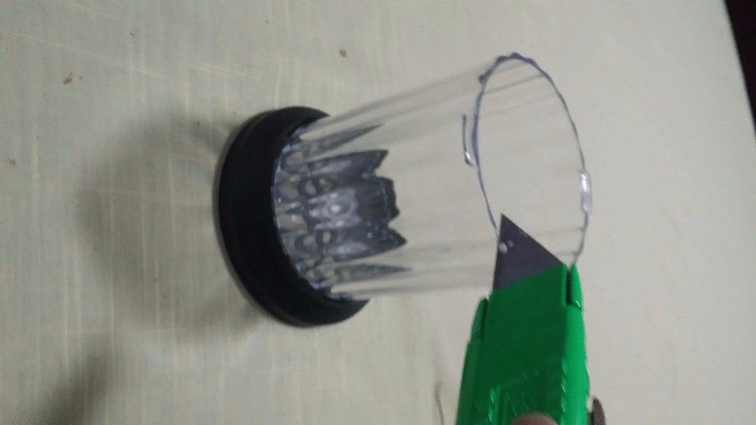 Notch the Solar Lamp