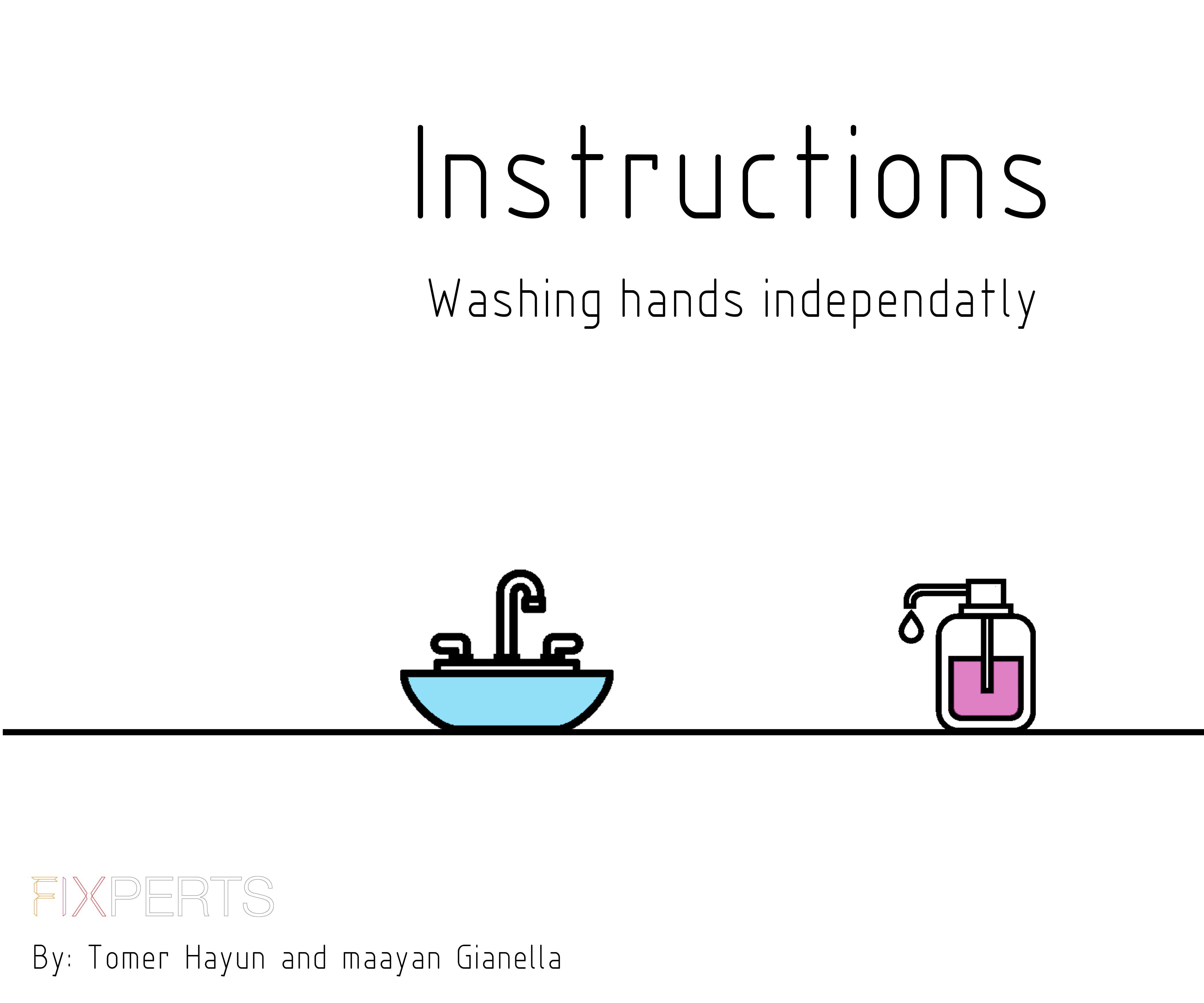 Washing Hands Independently