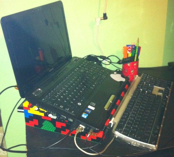 Laptop Cooling No USB BullS...!