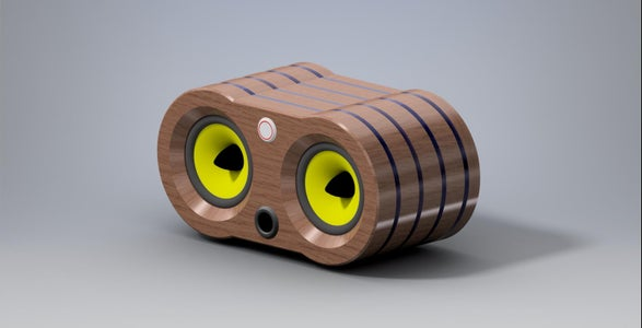 Designing the Case/Sound Box