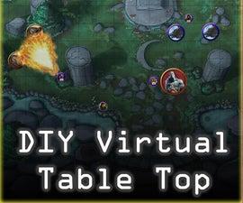 DIY RPG Virtual Tabletop