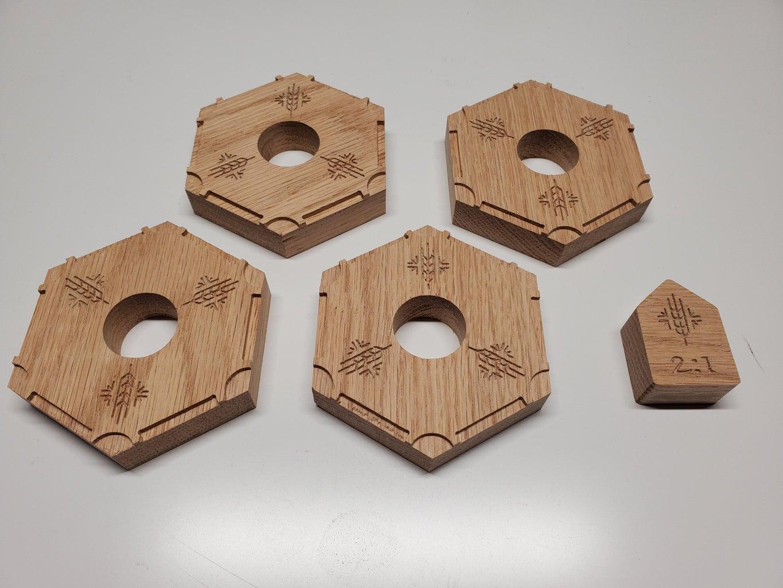 Wheat Tiles