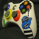 Color up Your Xbox 360 controller!
