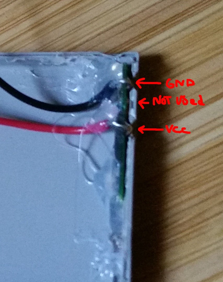 Solder the Wires
