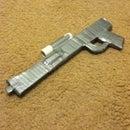 Cardboard Gun Props