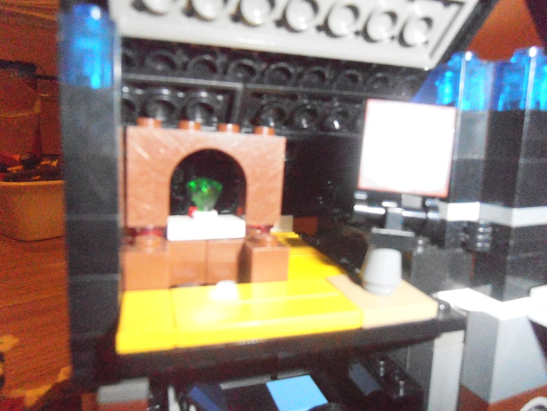 Lego Wizard's House