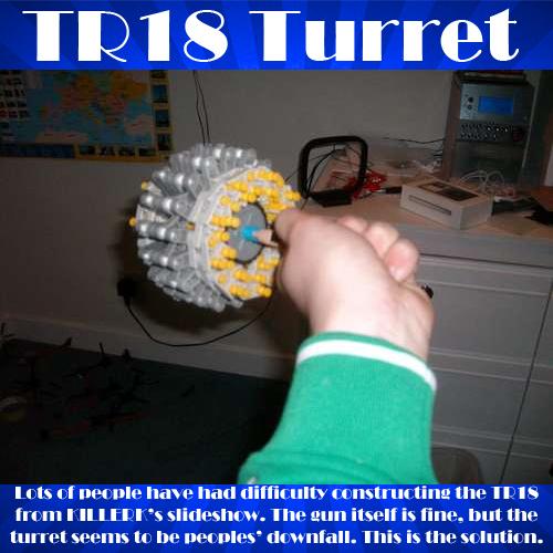 Tr18 Turret