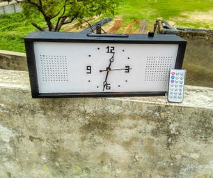 The Musical Clock.
