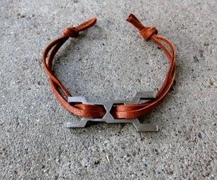 Helix- a Minimalist Bracelet Wrench Set