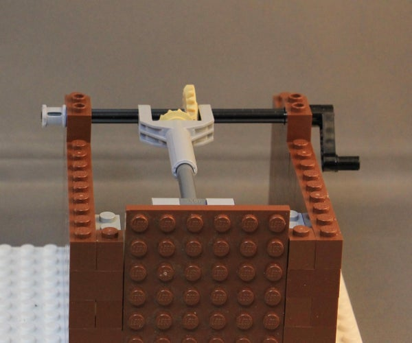 Application of Simple Machines to Create Lego Garage Doors