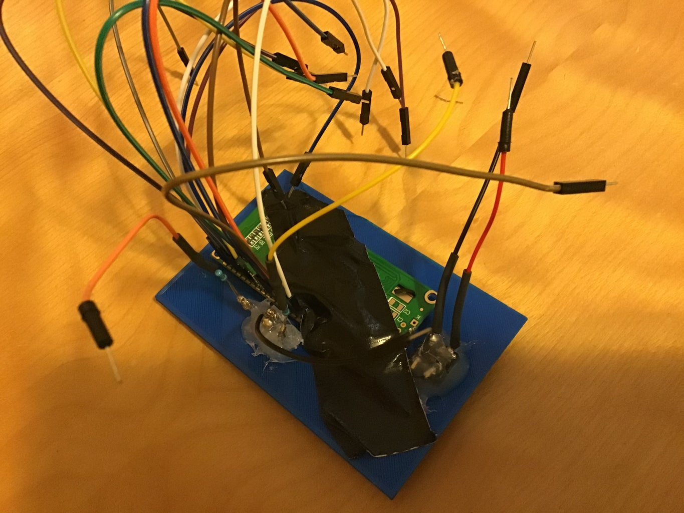 Connect the Rest of the Circuit