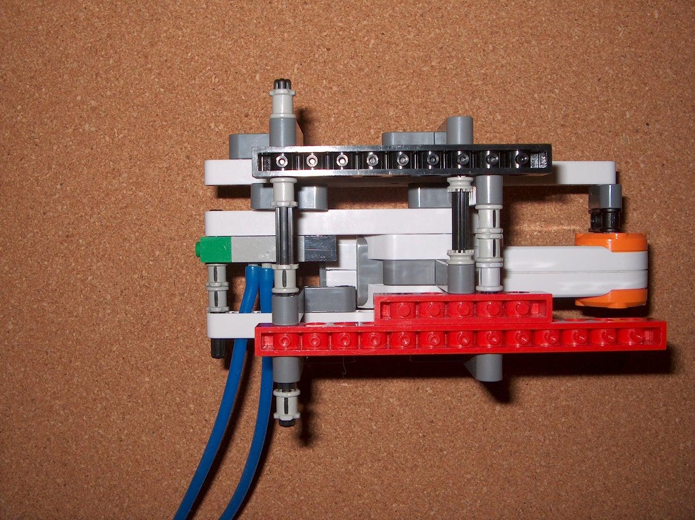 Make the Extruder Control Valve