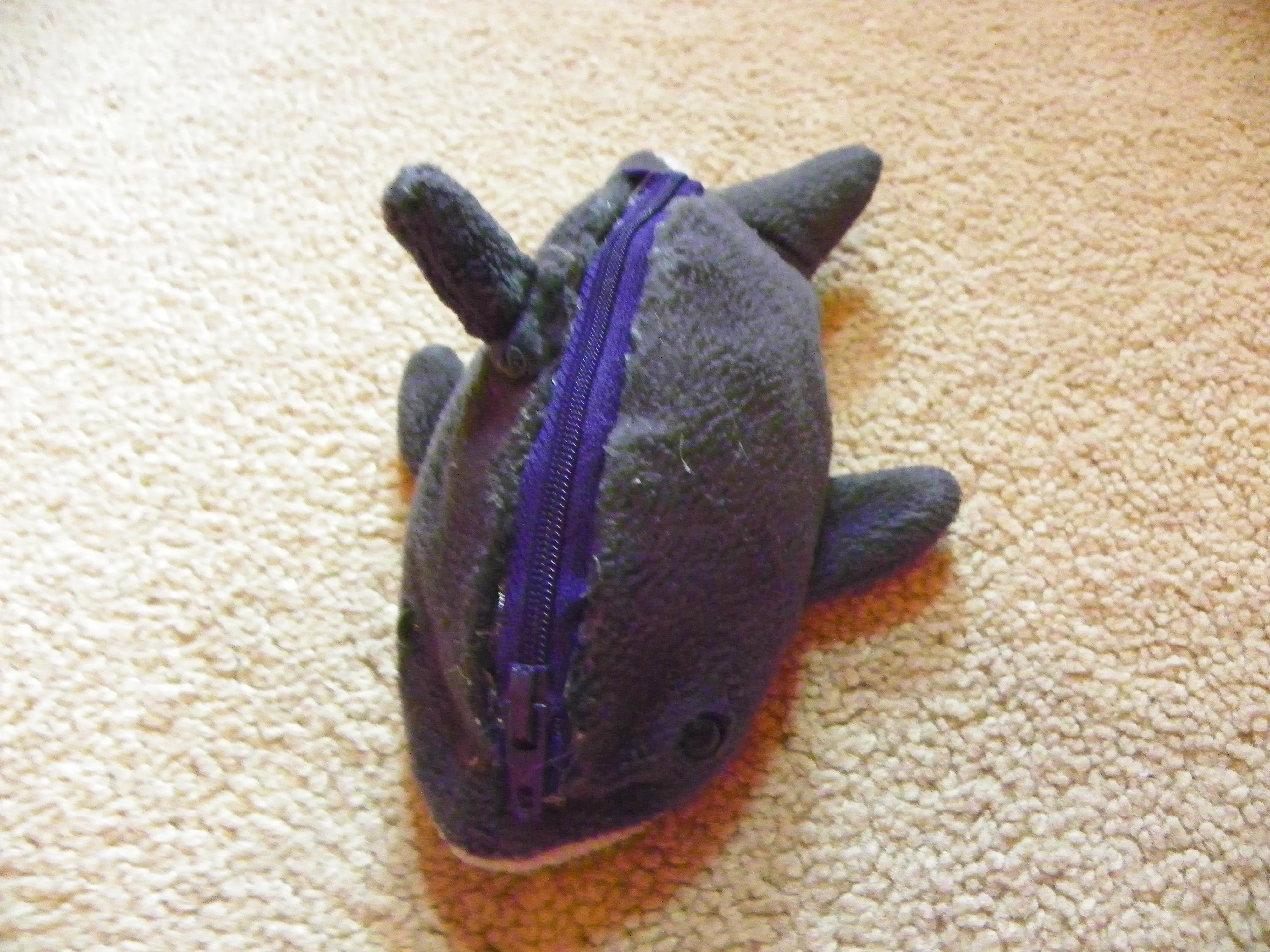 Cute stuffed animal change purse!