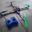 DIY Printed Quadcopter Joystick and Frame