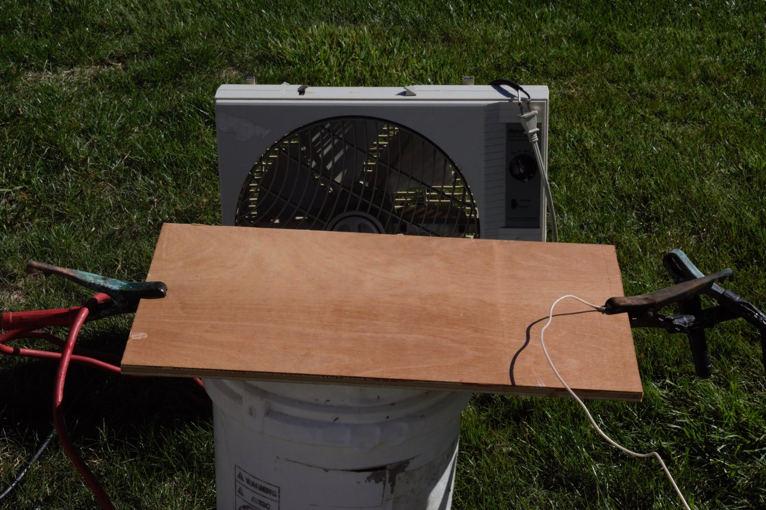 Increasing the Conductivity of the Wood