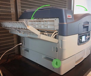 Imprimante OKI