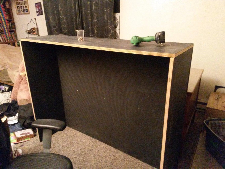 A: Basic Shell and Shelves  2