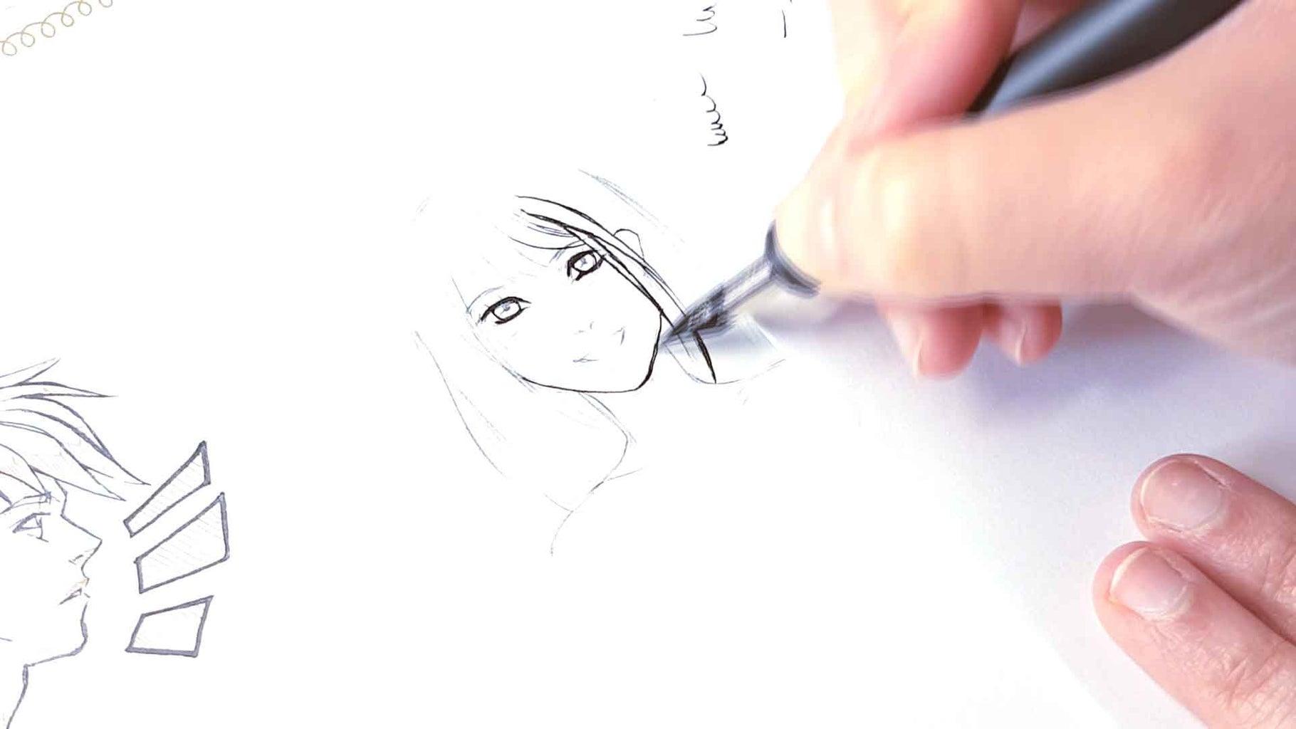 2) Dip Pen