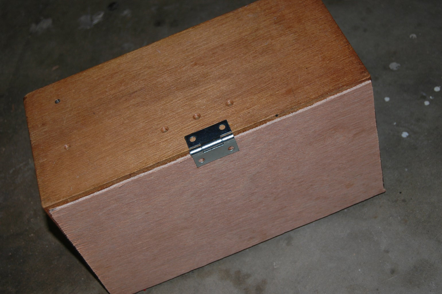 Mount the Amp and Power Supply