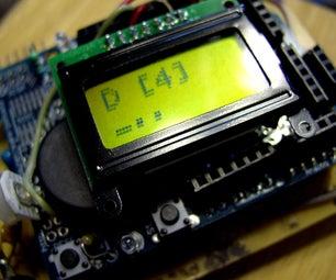 Arduino Morse Code Shield