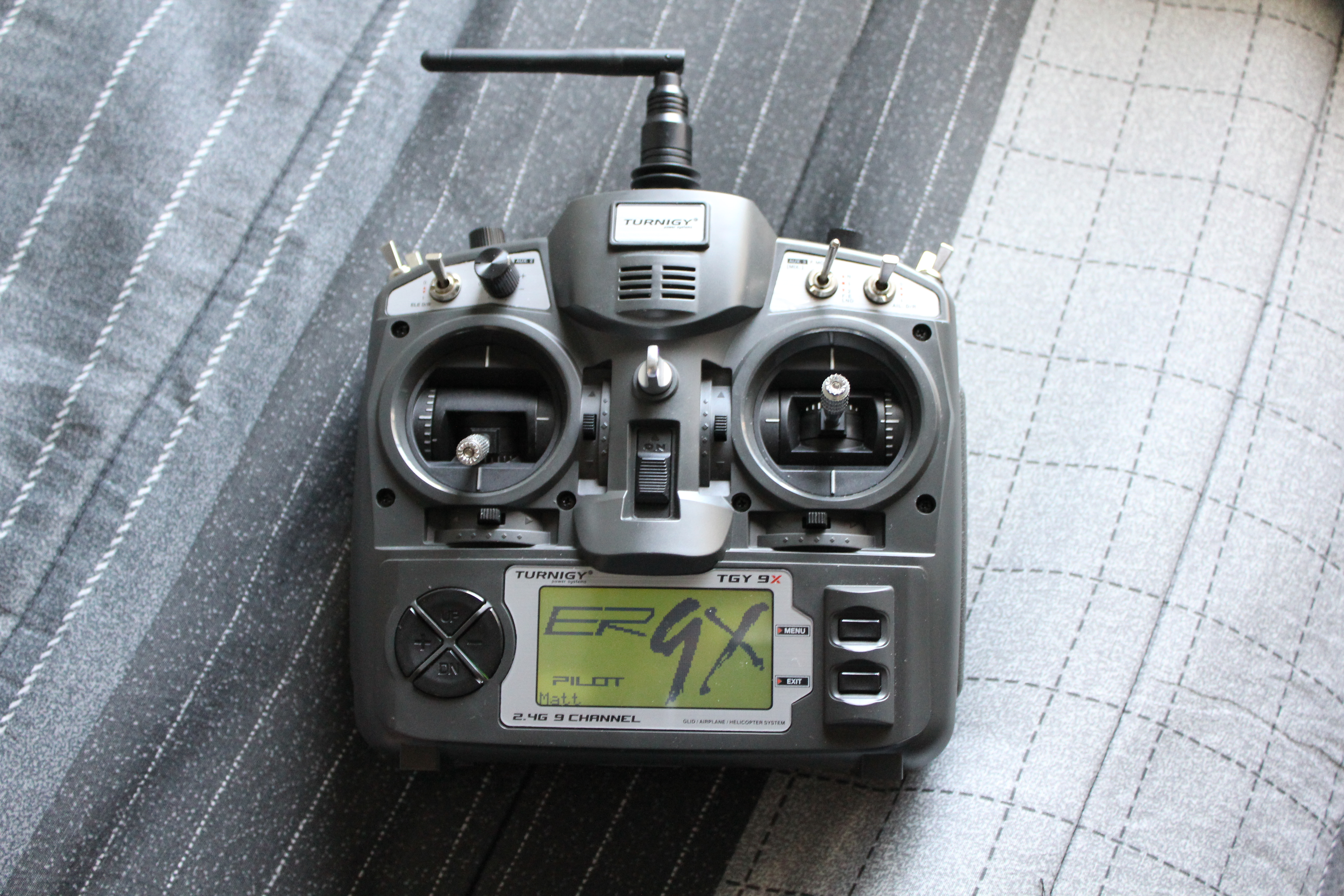 Transform a cheap RC Transmitter with Custom Firmware