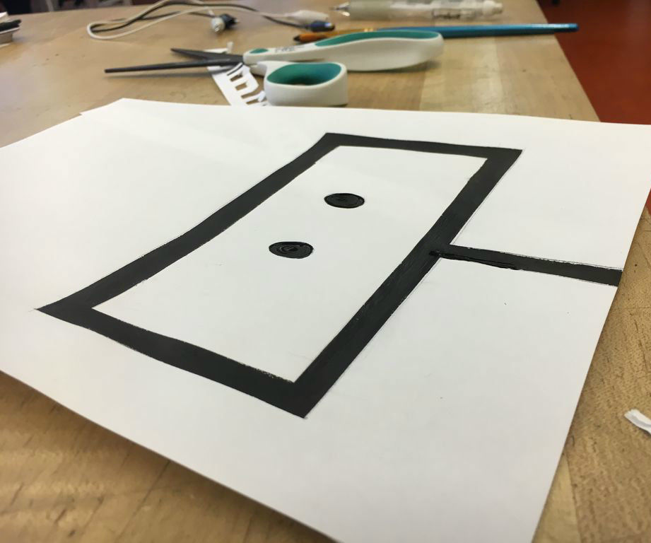 Connecting Conductive Ink