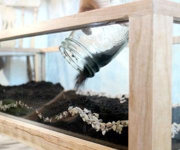 Displaying the Sediment