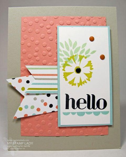 Make a Super Quick and Fun Greeting Card