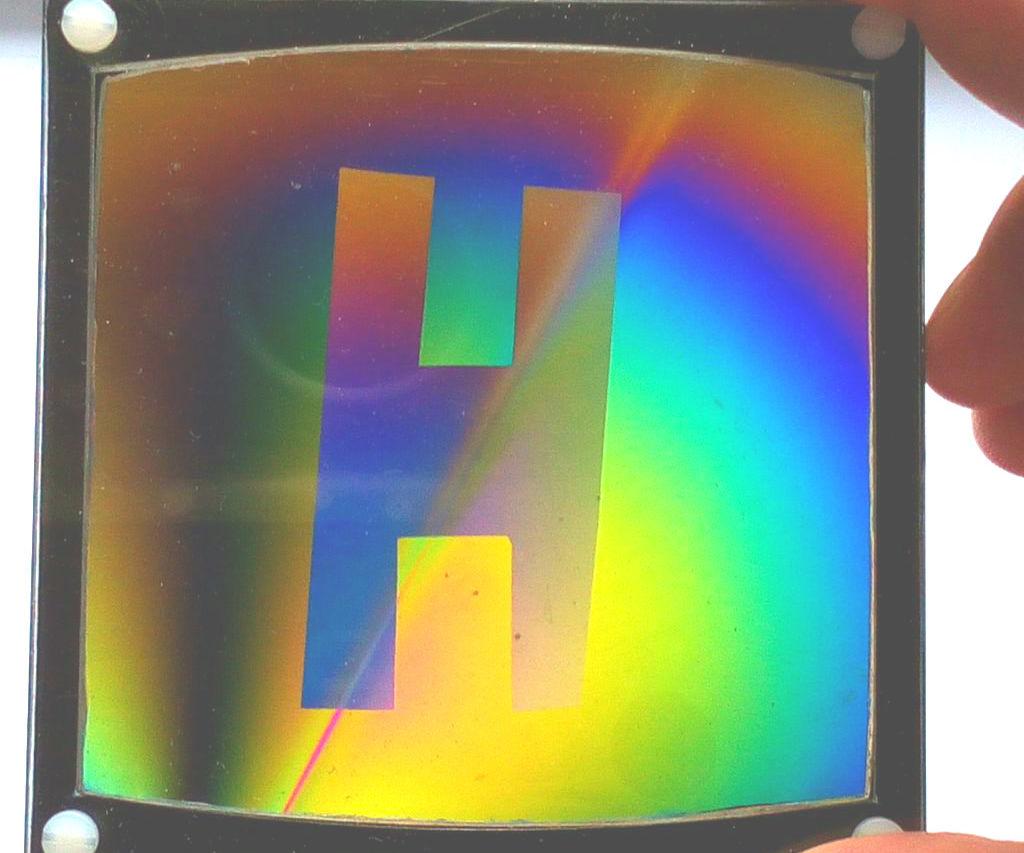 Inverted shadows: a polarization frame