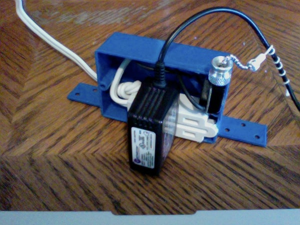 Power Adapters Suck - Yank the Plug!
