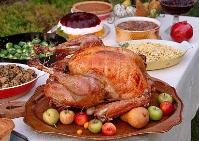 Easy, Homemade Thanksgiving Dinner