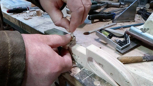 Binding the Sides