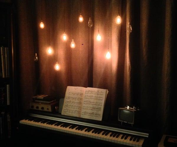 MIDI Piano Lighting