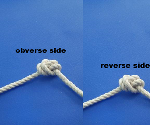 ABOK 551 - Trick Double Overhand Stopper Knot