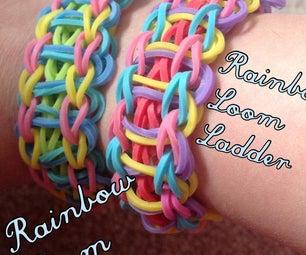 Rainbow Loom Ladder