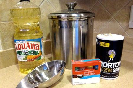 1. Gather Ingredients