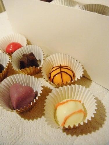 Homemade Chocolates!