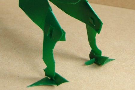 Folding the Legs