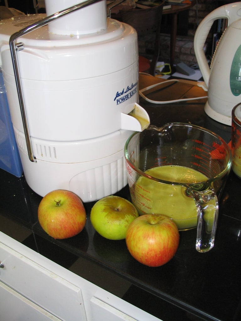 And Some Apples