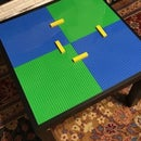 LEGO Table for the Little Ones