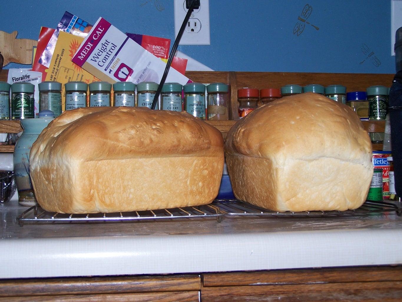 Honey Maple Bread