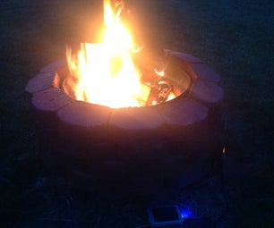 Ultimate Fire Ring!