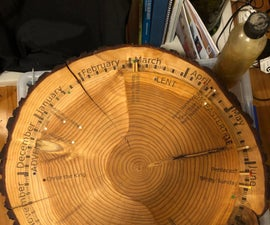 Liturgical Calendar (wooden or Printable)
