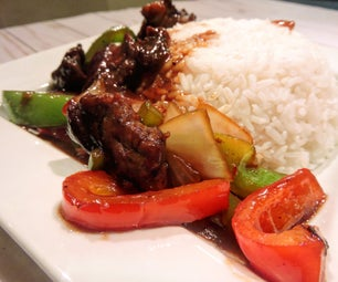 How to Make Pepper Steak (Chinese Style)