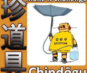 Make It Challenge: Chindogu