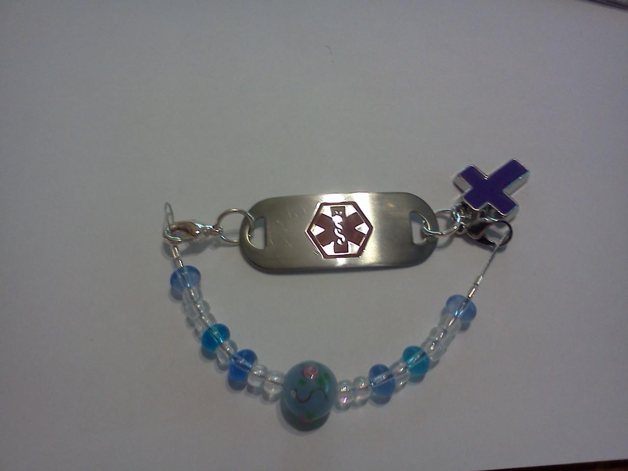 Interchangeable (Medical) ID Bracelet